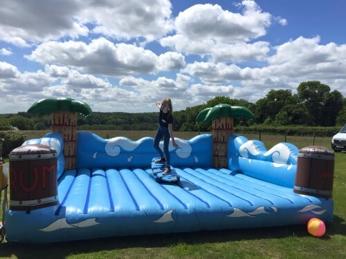 Surf Simulator Inflatable Party Hire