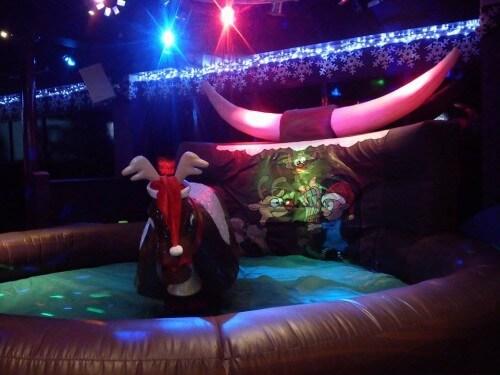 Rodeo Reindeer Hire