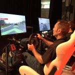 F1 Racing Simulator Event Hire