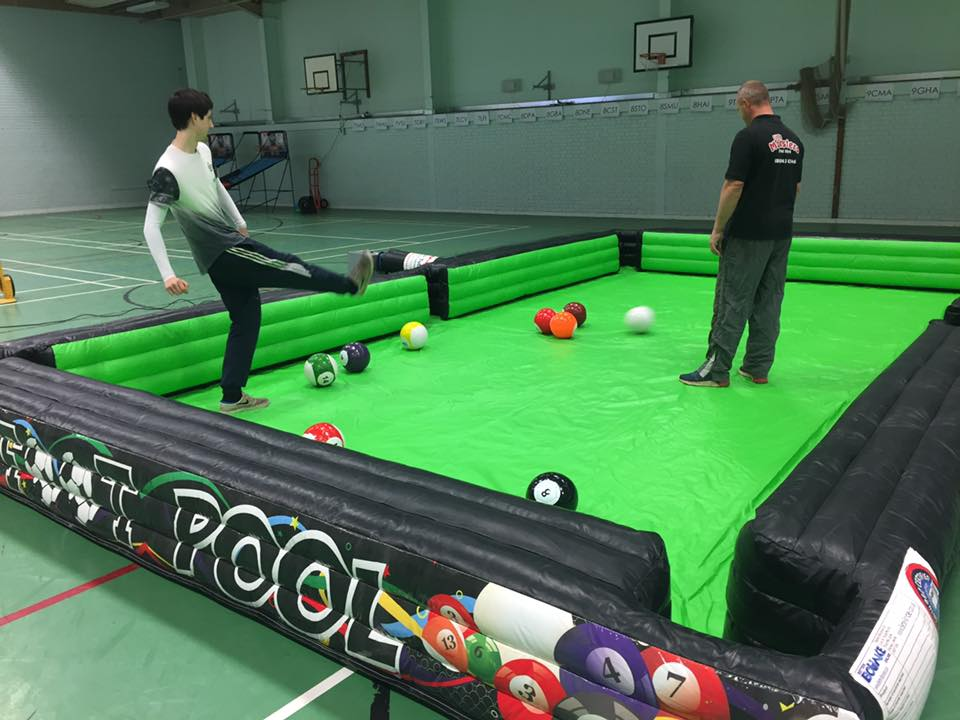 Foot Pool Little Monsters Event And Party Hire